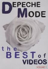 DEPECHE MODE - THE BEST OF DEPECHE MODE,VOL.1  DVD INTERNATIONAL POP NEU