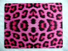 ANIMAL Fabulous Rosa Leopardato Tappetino mouse, mouse PAD PER NOTEBOOK, PC NUOVO