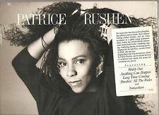 PATRICE RUSHEN: Watch Out~LP ORIG SEALED w/HYPE STICKER soul funk jazz Somewhere