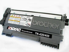 1PK For Brother TN-420 TN-450 Black  HL-2130 2132 2220 2230 2240 Premium Quality