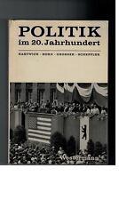 Hartwich Horn Grosser - Politik im 20. Jahrhundert - 1972