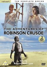 Adventures Of Robinson Crusoe: The Complete Series DVD NEW & SEALED (2 Disks)