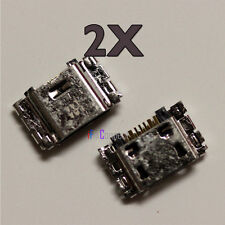 2 X New Samsung Galaxy J1 J100D J100FN J100MU MICRO USB Charging Port Plug USA