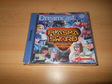 Plasma Sword: Nightmare of Bilstein - FACTORY SEALED NEW - Sega Dreamcast