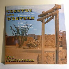 """2 x 33T The NIGHTRIDERS Disques LP 12"""" COUNTRY And WESTERN - FESTIVAL 104 RARE"""