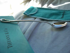 "TIFFANY & CO. ELSA PERETTI STERLING SILVER ""PADOVA"" FEEDING SPOON!!!"