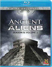 NEW! ANCIENT ALIENS: SEASON 5 VOL 2 Blu-Ray  2 DISC SET