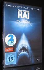 DVD DER WEISSE HAI 1 - JAWS - STEVEN SPIELBERG - ROY SCHEIDER + RICHARD DREYFUSS