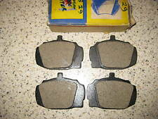 NEW NON SERVO BRAKE PADS - FITS: HILLMAN HUNTER & MINX (1966-75)