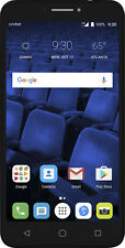 Cricket Wireless - Alcatel Pixi Theatre 4G LTE with 16GB Memory Cell Phone - ...