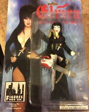 Elvira Mistress of the Dark Regular figure Chain Saw & Snake MOC Toy Co. 1998
