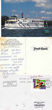 CANADIAN STEAM SHIP MV CANADIAN EMPRESS A SHIPS CACHED COVER & POSTCARD