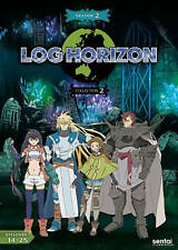 Log Horizon: Season 2 - Collection 2 (DVD, 2016)
