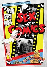 NEW Sex in the Comics [DVD]