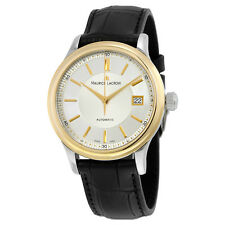 Maurice Lacroix Gold-plated Stainless Steel Mens Watch LC6027-PS101-131