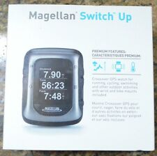 Magellan Switch Up Crossover GPS Fitness Watch W/Bike Mount Waterproof 50M NEW!