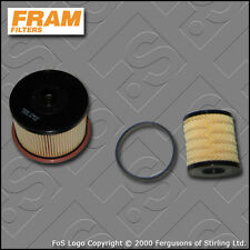 SERVICE KIT for FORD FOCUS MK2 2.0 TDCI FRAM OIL FUEL FILTERS (2004-2010)
