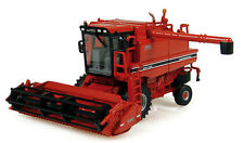 1:87 HO CASE IH AXIAL FLOW COMBINE DIECAST VEHICLE UNIVERSAL HOBBIES FARM TOY