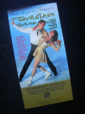 Vintage Handbill TORVILL & DEAN FACE THE MUSIC, Entertainment Centre, July 1994