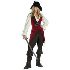 Deluxe Elizabeth Swann Disney Pirates of the Caribbean Adult Halloween Costume