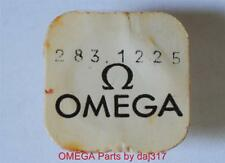 OMEGA WATCH CALIBER 283, 284, 285, 286, nuovo centro ruota, no 283-1225. NO O7
