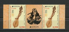 MONTENEGRO-MNH** STRIP-EUROPA CEPT-NATIONAL MUSIC  INSTRUMENTS-2014.