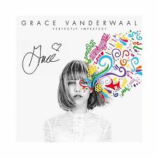 GRACE VANDERWAAL Perfectly Imperfect SIGNED CD  America's Got Talent Pre-Sale!!