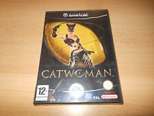 CATWOMAN  GAMECUBE NEW  FACTORY SEALED  pal uk