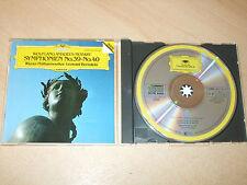 Mozart - Symphony No.39 & No.40 - Vienna Philharmonic - Bernstein (CD) Mint/New