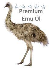 100 ml 100 % reines Emu-Öl in bester Premiumqualität Sonderpreis nur 8 Stück