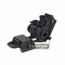 Tactical L4 G24 Style Helmet Night Vision Goggles Mount for PVS-15/18 Mock NVGs