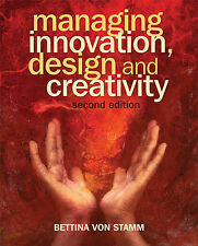 Managing Innovation, Design and Creativity, von Stamm, Bettina, New Condition