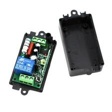 AC110V 220V 1CH  Remote Control Light Switch Relay Output Radio Receiver Module