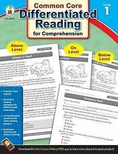Differentiated Reading for Comprehension, Grade 1 (2014, Paperback)