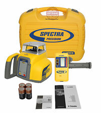 SPECTRA PRECISION LL300N SELF LEVELING ROTARY LASER LEVEL,TRANSIT,TOPCON