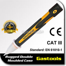 PRO NON CONTACT VOLTAGE STICK VOLT DETECTOR CAT3