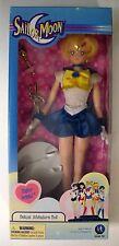 Mint New in Box Sailor Moon Sailor Uranus Deluxe Adventure Doll MIB Irwin Toy