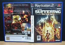 THE SUFFERING TIES THAT BIND - PS2 - PlayStation 2 - PAL - Italiano - Usato