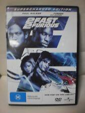DVD Movie - 2 FAST 2 FURIOUS - R4