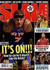 Slam Magazine #148 basketball BRYANT CARMELO ANTHONY