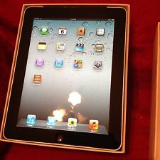 "APPPLE IPAD 1ST GEN FIRST GENERATION  16GB WIFI 3G 9.7"" TABLET in box"