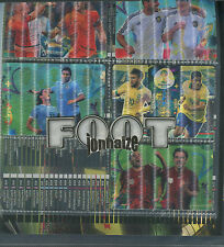 ADRENALYN  XL World Cup 2014 Brasil  Completo  -416 cards-  FULL in BINDER