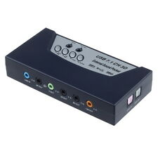 Sabrent USB-SND8 8Channel 3D USB 2.0 Ext 7.1 Surround Sound Box