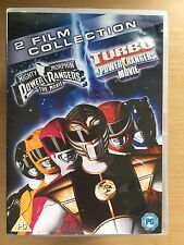 Mighty Morphin Powers Rangers Movie / Turbo Power Rangers Movie UK Cult Kids DVD