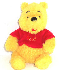 Disney Baby Winnie Pooh Bear Fluffy Bean Plush Toy Theme Parks New