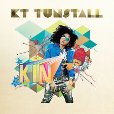 KT Tunstall - KIN - Vinyl LP Album (Released 9th September 2016) Brand New