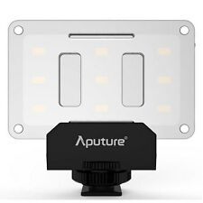 Aputure AL-M9 Amaran LED Mini Light on Camera Video Light 5500K For Nikon Canon
