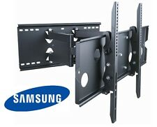 Heavy Duty Full-Motion TV Wall Mount 37 42 50 52 55 60 Inch Samsung LCD LED HDTV