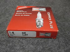 4 NEW CHAMPION SPARK PLUGS # CJ8Y