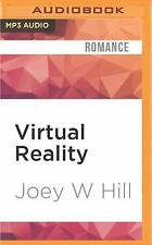 Virtual Reality by Joey W. Hill (2016, MP3 CD, Unabridged) (FREE 2DAY SHIP)